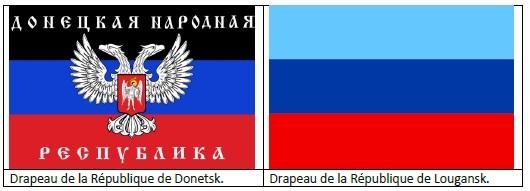 drapeau donbass