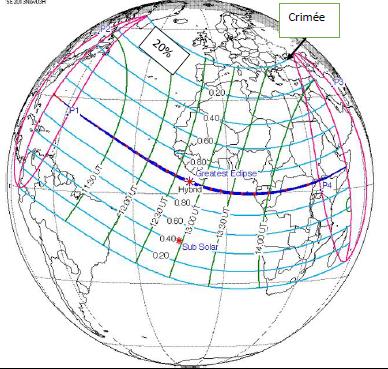 parcour éclipse 3 nov 13 3