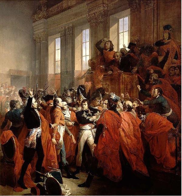 18 brumaire Napoléon