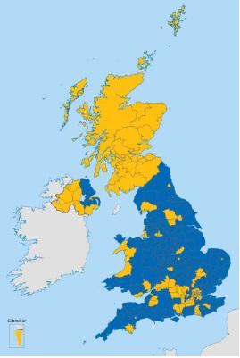 résultat brexit 2